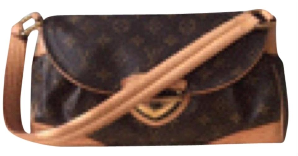9827c0167978 Louis Vuitton Beverly Mm Brown Multi Shoulder Bag - Tradesy