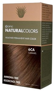 ONC Natural Colors 6CA Caramel Hair Dye with Organic Ingredients