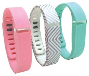 fitbit Fitbit Smart Buddie 3 Pack Activity Tracker Bands Size Small