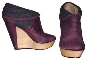 Messeca New York Burgundy Boots
