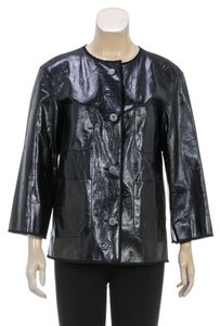 Chanel Black Womens Jean Jacket