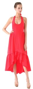 Red Maxi Dress by Juicy Couture Halter Halter Halter