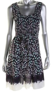 Studio M short dress Multi-Color on Tradesy