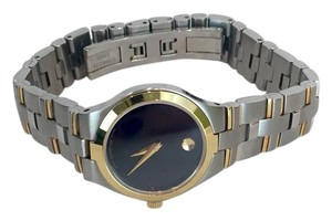 Movado MOVADO Classic Two Tone Museum Bracelet Watch! (7