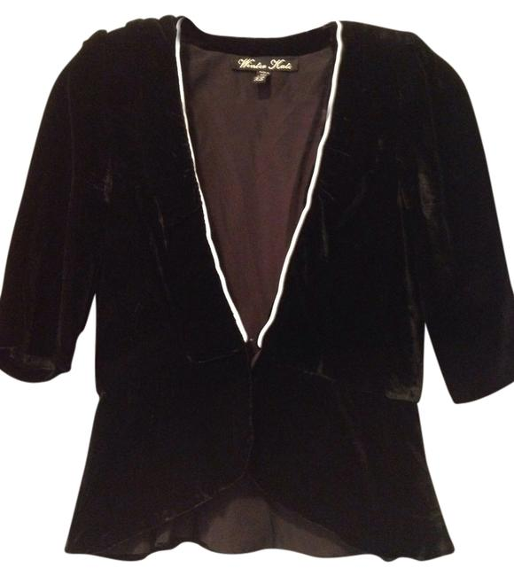 Winter Kate Black Blazer