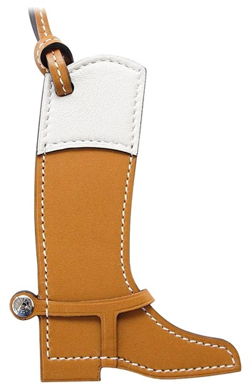 Preload https://item1.tradesy.com/images/hermes-multicolor-paddock-botte-equestrian-boot-sable-and-craie-bag-charm-18341095-0-1.jpg?width=440&height=440