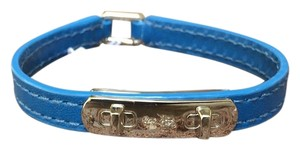 Coach Coach leather bracelet
