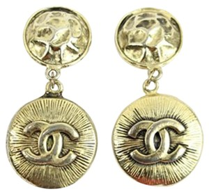 Chanel Dangle Drop Earrings 1CCAA802