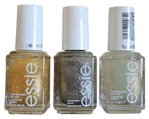 Essie Group of Three Essie Glitter Nail Polishes