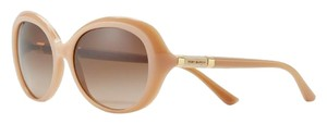 Tory Burch NEW!!! Tory Burch Blush Nude Sunglasses + Case NWT