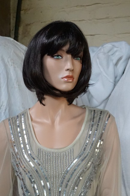 H&M Limited Edition Beaded Sequin Formal Dress Image 4