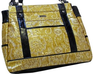 MICHE Magnetic Interchangeable Satchel in yellow