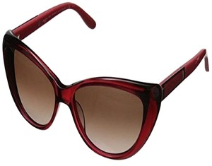 Marc by Marc Jacobs Marc By Marc Jacobs MMJ 366/S C42 D8 red/pink Cateye Sunglasses