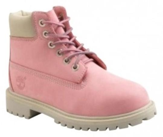 Preload https://item1.tradesy.com/images/timberland-pink-bootsbooties-size-us-9-183460-0-0.jpg?width=440&height=440