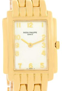 Patek Philippe Patek Philippe Gondolo Ladies 18K Yellow Gold Quartz Watch 4824