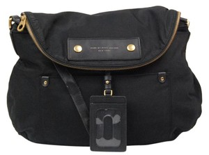 Marc Jacobs Black By Cross Body Bag