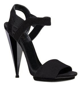 Gucci Liberty 347558 Heels black Sandals