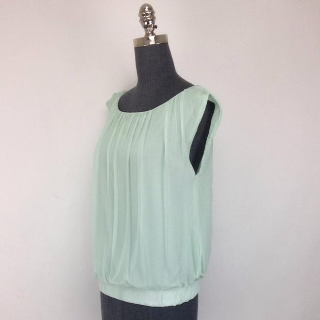 Alice + Olivia Top Mint