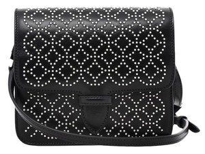 ALAÏA Alaia Leather Cross Body Bag
