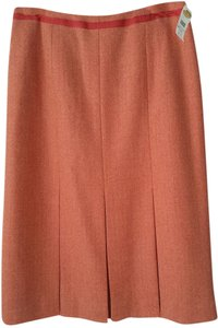 Talbots Skirt Creamsicle