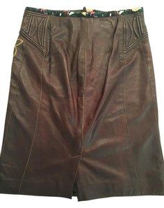 Just Cavalli short dress Brown on Tradesy