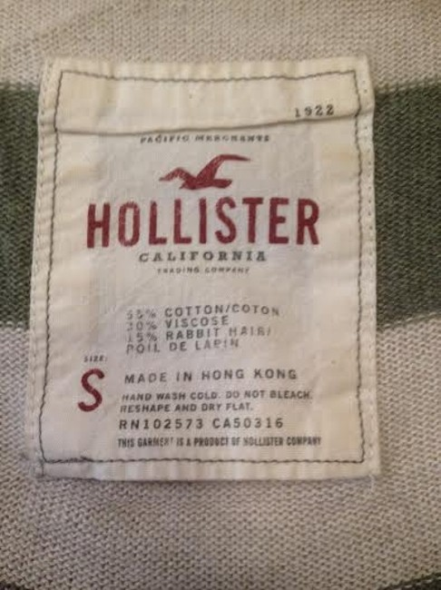 Hollister Rabbit Hair Fall Sweater Image 2