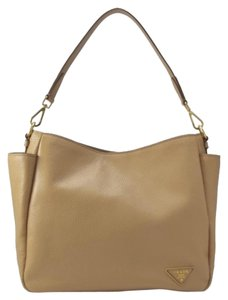 Prada Parada Gold Harware Hobo Bag