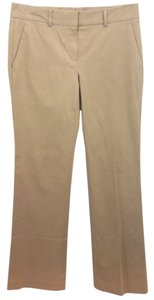 Theory Brown Straight Pants