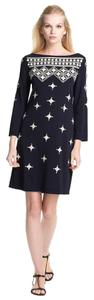 Tory Burch short dress Blue Alice + Olivia Elizabeth And James Haute Hippie Dvf Isabel Marant on Tradesy
