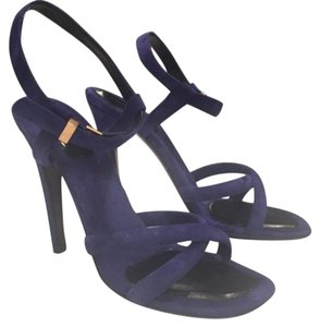 Cline Blue Pumps