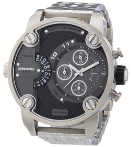 Diesel Diesel Male Dress Watch DZ7263 Grey Chronograph