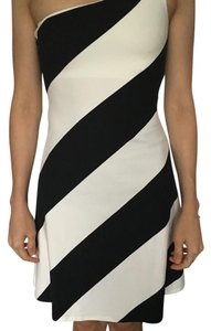 Rugby Ralph Lauren short dress Black and white on Tradesy