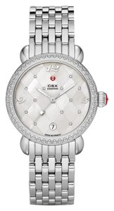 Michele NEW CSX-36 Diamond Dial Mosaic MWW03R000002 Limited Ladies Watch