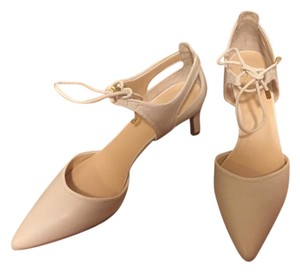 Franco Sarto Brand New Beige Pumps