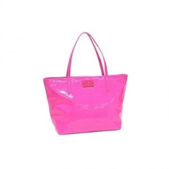 Kate Spade Tote in Zinnia Pink