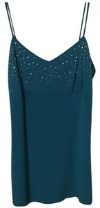 Judy Knapp California Top Teal