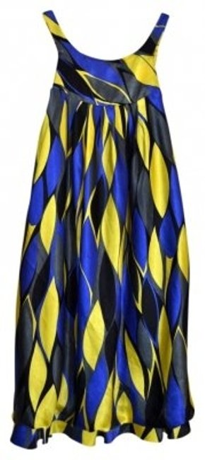 Preload https://img-static.tradesy.com/item/183533/rubber-ducky-productions-inc-blackgreyblueyellow-above-knee-cocktail-dress-size-8-m-0-0-650-650.jpg