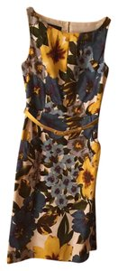Nine West short dress Floral on Tradesy