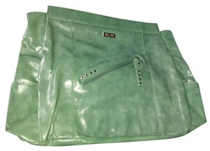 MICHE Magnetic Interchangeable Shell Prima Satchel in green
