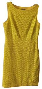 Ann Taylor short dress Lime green on Tradesy