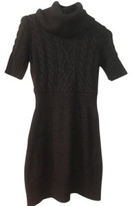Ann Taylor LOFT short dress gray Sweater New With Tag on Tradesy