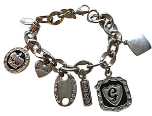 Guess Guess Brand Charm Bracelet