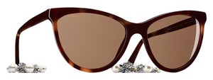 Chanel Latest Collection Pearl Cateye Polerized 5341H Sunglasses