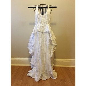 White Maxi Dress by Sachin + Babi