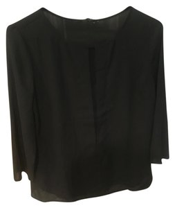 Express Three Quarter New With Tag Top black