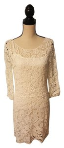 Ralph Lauren Lace Floral Lace Dress