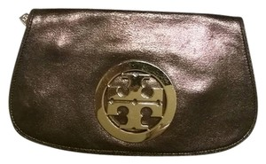 Tory Burch Copper Bronze Clutch