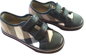 Burberry Kids Burberry Shoes Size 28