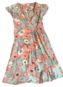 Lux Urban Outfitters Floral Dress