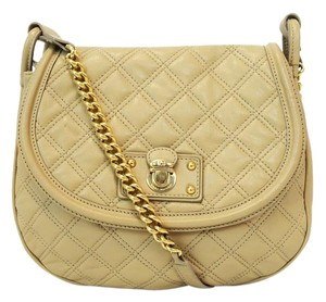 Marc Jacobs Cooper Quilted Cross Body Bag